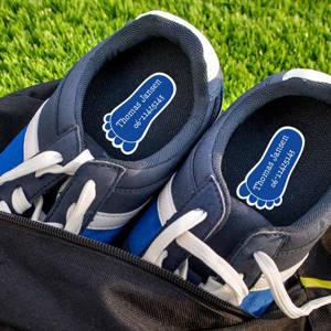 Schoenlabels